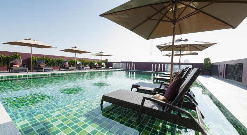 Centre Historique - guesthouse en famille à Bangkok - hôtel de charme bangkok - piscine Bangkok