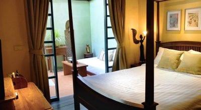 Centre Historique - guesthouse en famille à Bangkok - hôtel de charme bangkok