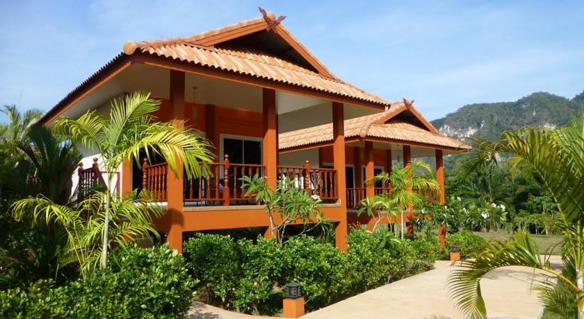 Khao Sok en famille - hôtel - piscine