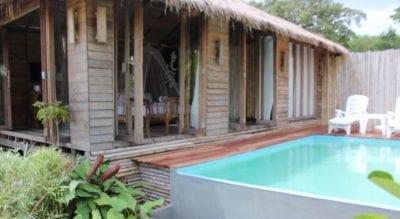 Koh Jum en famille - hôtel - piscine