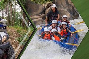 Chiang Mai en famille - activité - rivière - rafting