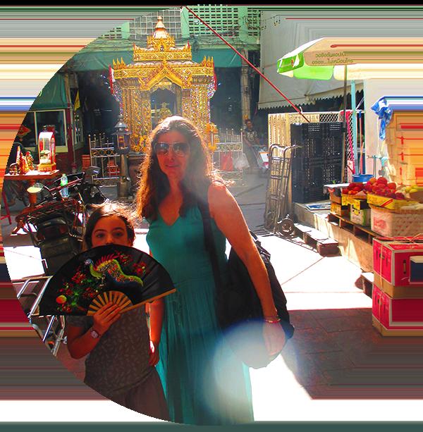 Bangkok en famille hôtel de luxe - chinatown - thailande