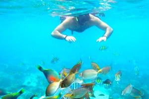 Ao Nang en famille - activité en Thaïlande - snorkeling - plongée