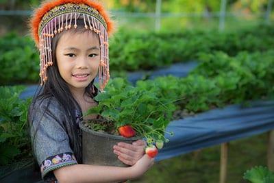 hôtel Chiang Mai en famille - tribu ethnique - visiter le nord de la thailande avec des enfants - la thailande avec un ado