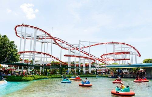 bangkok avec des enfants - partir en thailande avec un enfant - bangkok parc d'attraction - activité à bangkok