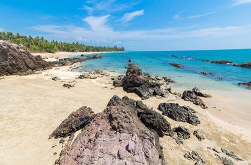 plage tropicale de thailande - koh jum