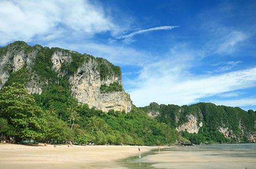 Ao Nang en famille - activité en Thaïlande - plage ao nang - falaise ao nang - jungle thailande