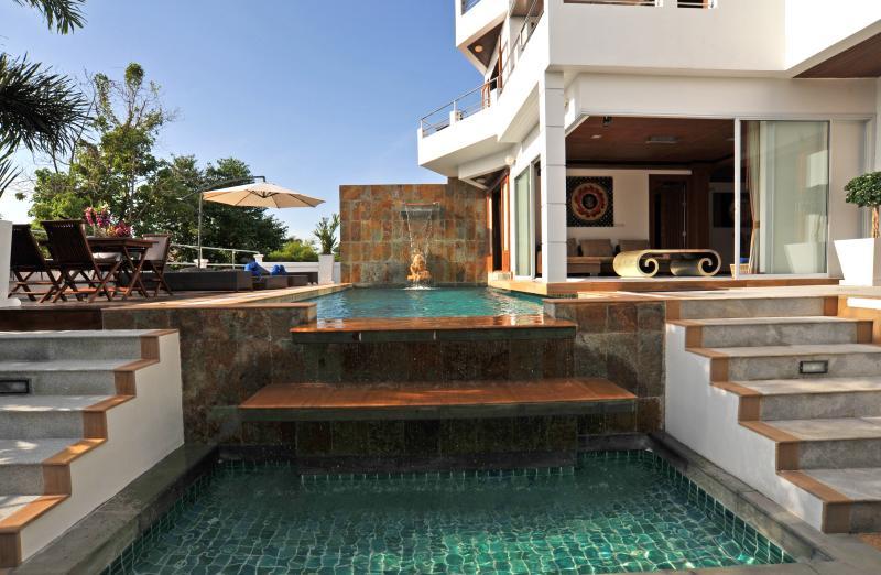 Koh Samui en famille - villa piscine - hôtel de luxe - thailande