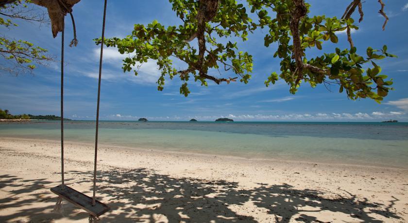 Koh Chang en famille - hotel de luxe - thailande - plage
