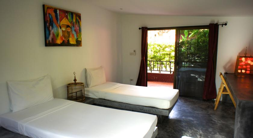 koh samui en famille- hôtel piscine thailande