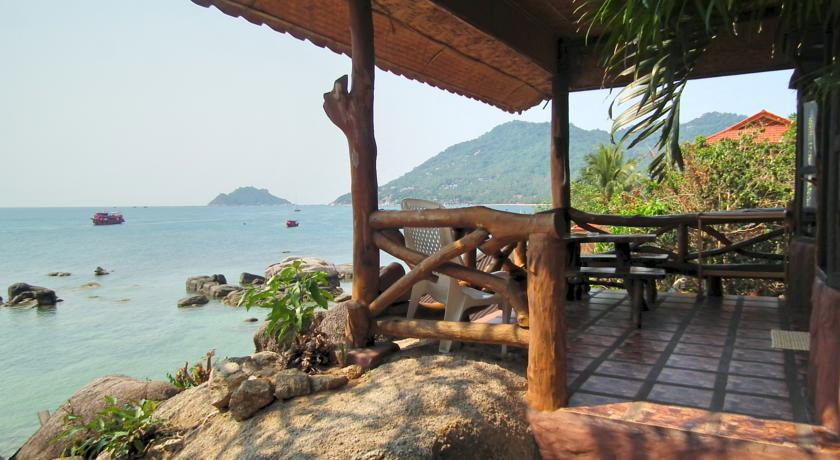 koh tao luxury pool family travel kids thailand hotel