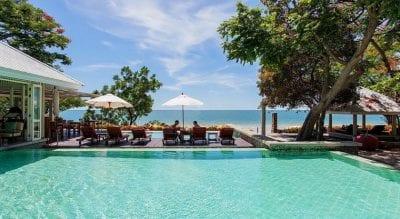 hua-hin hotel swiming pool travel with kids thailand