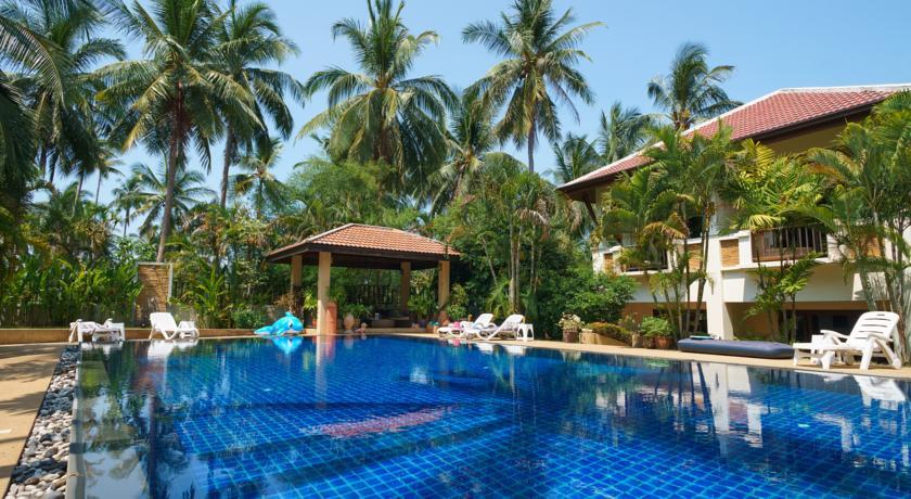 koh samui en famille- hôtel piscine thailande - la thailande avec un enfant