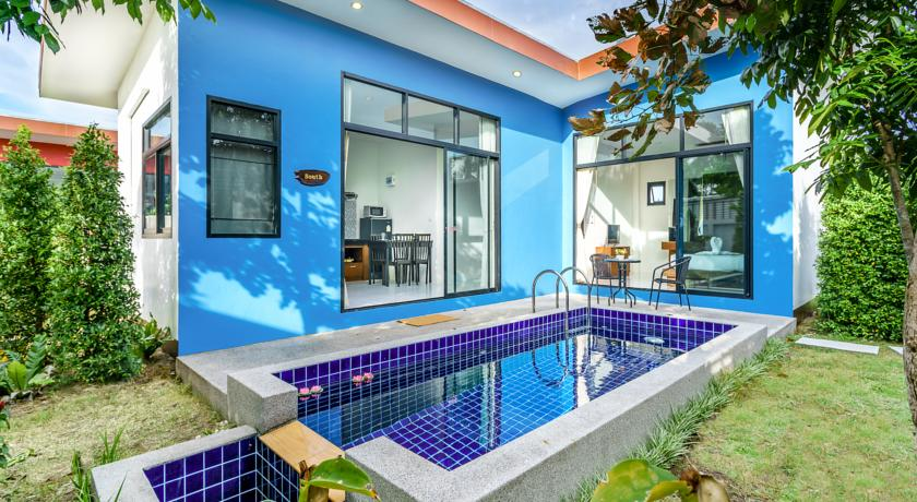 koh samui en famille- hôtel piscine thailande -location de vacances koh samui