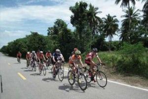 que faire à hua hin avec des enfants - faire du vélo en thailande