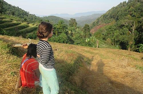 Nord de la Thailande en famille - excursion - visite - karen