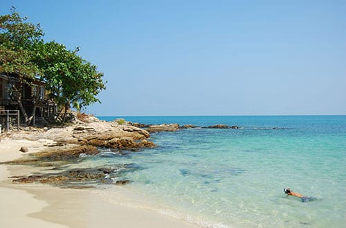 Koh Samet en famille - paradis tropical en famille