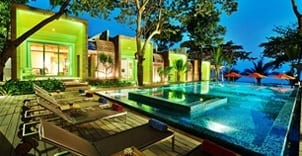 koh samet luxury hotel swiming pool family travel kids