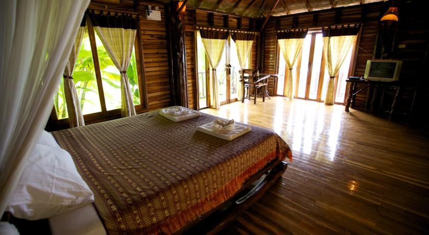 Koh Jum en famille - hôtel