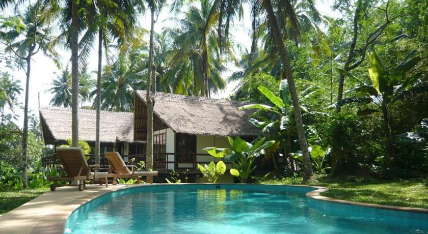 Louer une villa en thailande h tel piscine koh yao noi for Piscine a debordement thailande
