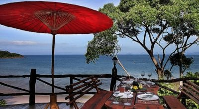 koh jum bungalow - mer - plage - thailande en famille