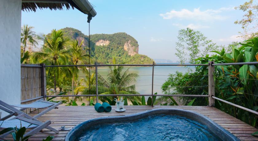 location villa luxe thailande - location koh yao