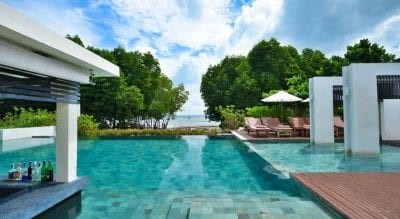 railay - hôtel - piscine - thailande
