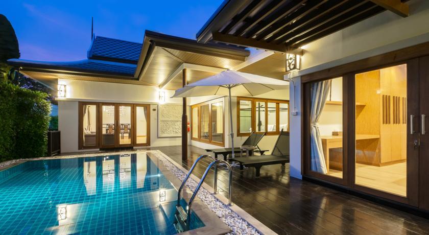 thailand krabi aonang paradise hotel for family swiming pool for kids rent house