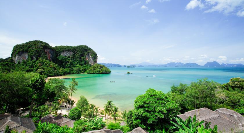 kho yao en famille - plage - jungle - thailande