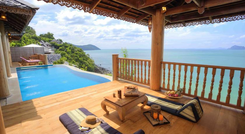 le Sud de la Thailande avec des enfants - koh yao - hotel de luxe - villa piscine thailande - voyage en famille en thailande