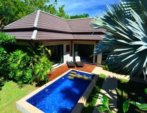 Naiharn Garden Villa. Phuket