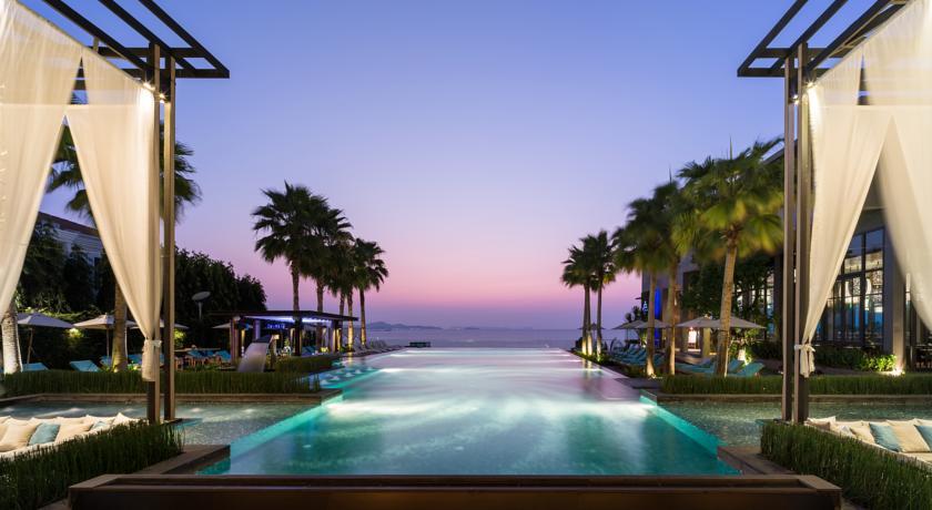 Pattaya en famille - hôtel de luxe - villa - piscine