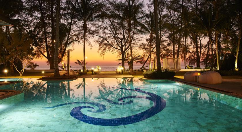 Khao Lak en famille - hôtel de luxe - piscine