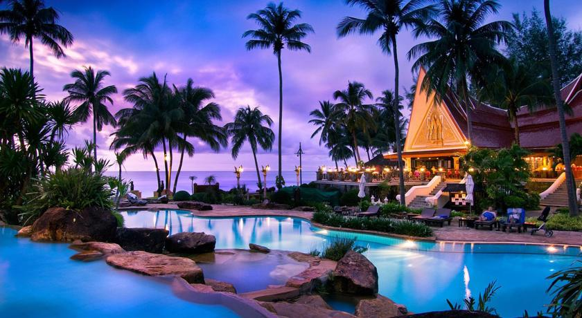 Koh Chang en famille - hotel de luxe - thailande