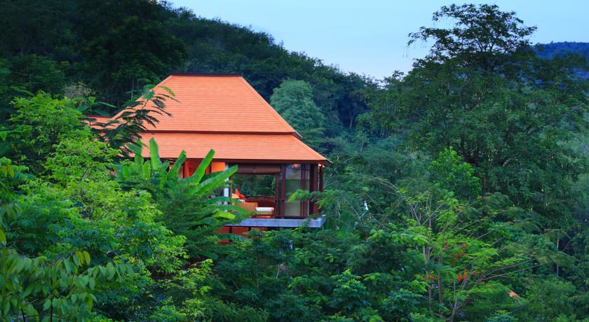 villa de rêve à Phuket - Thaïlande - jungle - piscine - famille