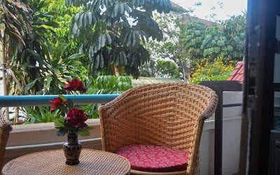 hotel pas cher koh samui - thailande avec des ados - hotel jardin exterieur koh samui