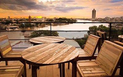hotel bangkok avec vue - bangkok avec des ados