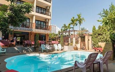hotel pas cher chiang mai- thailande avec des ados - hotel piscine chiang mai