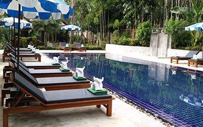 hotel PAS CHER khao lak -thailande pas cher avec des enfants - piscine villa khao lak