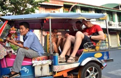 bangkok en famille - excursion à bangkok