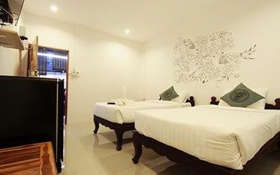hôtel pas cher sukhothai - sukhothai avec un ado - thaïlande en famille