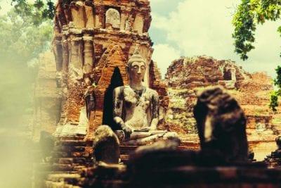activités à Ayutthaya avec des enfants-excursion à Ayutthaya