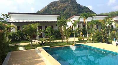 hôtel piscine Ao Nang - pas cher