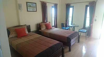 chambre double-ao nang-pas cher-hotel