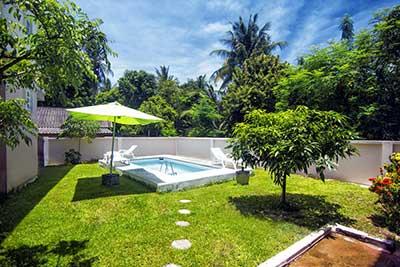 villa - maison - piscine - jardin - phuket - thaïlande