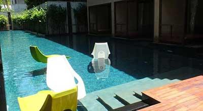 Railay en famille - hôtel de luxe piscine - railay hôtel piscine