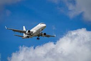 budget thailande famille - avion - ciel - nuage