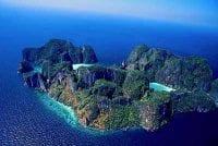 circuit thailande famille - itineraire avec enfant- ile-sud-lagon-mer-bleu