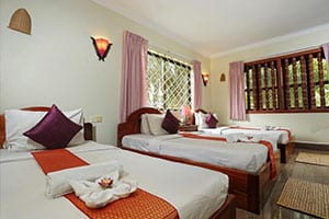 Voyage en famille au Cambodge - hotel