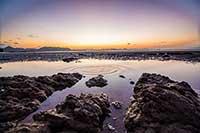 koh jum-ile thailande-coucher de soleil-pas touristique